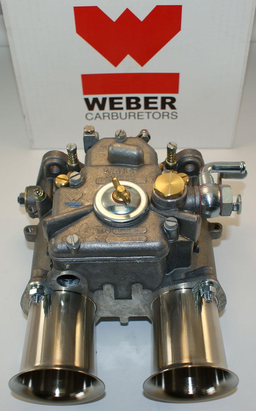 Carburador Weber 45 DCOE