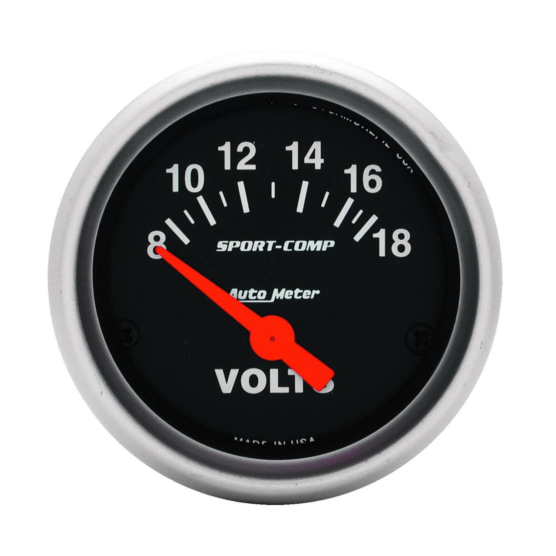 Voltimetro Autometer