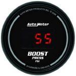 Presion de Turbo Autometer 6370