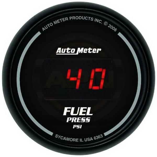 Presion de Nafta Autometer