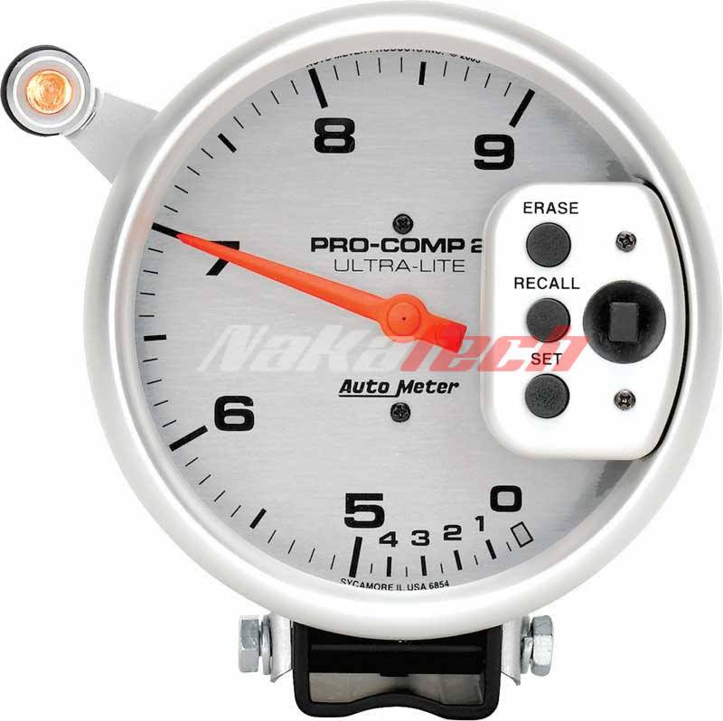 Autometer Pro Comp 2 Ultra Lite – Autometer #6854