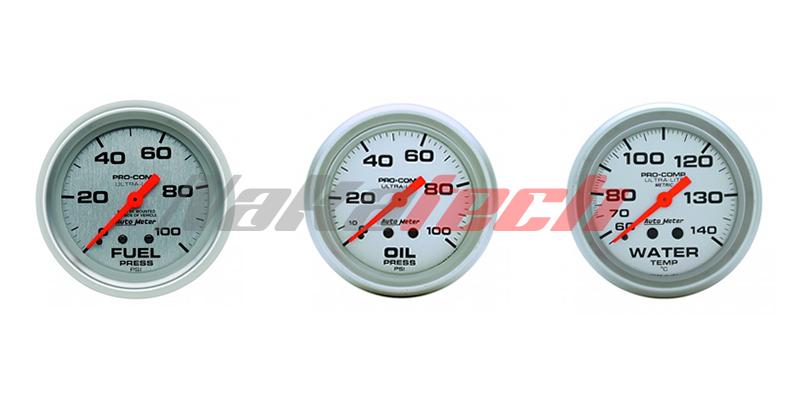 Relojes Autometer Ultra Lite – Diámetro: 67mm