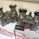 Carburadores Weber 48 ida