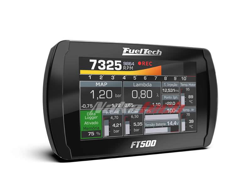 Fueltech FT 500 – En Español y con Garantía Oficial