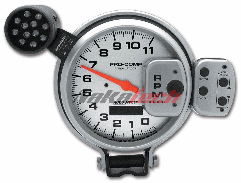 Tacómetro Autometer Pro Stock – Autometer 6834