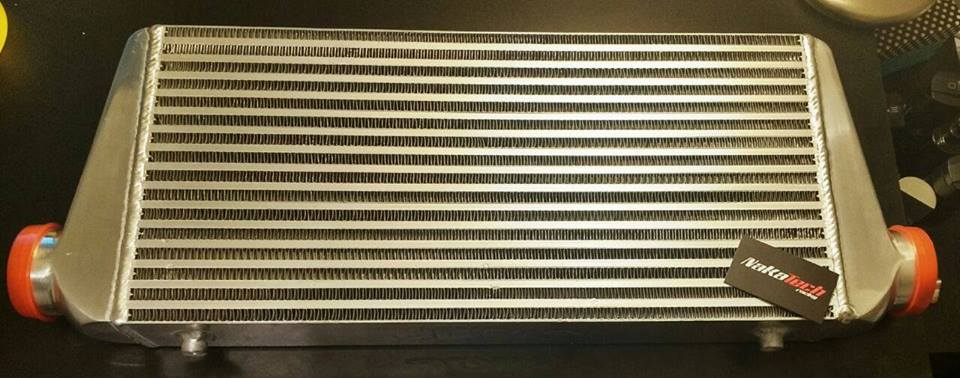 Intercooler JDM 3 Pulgadas