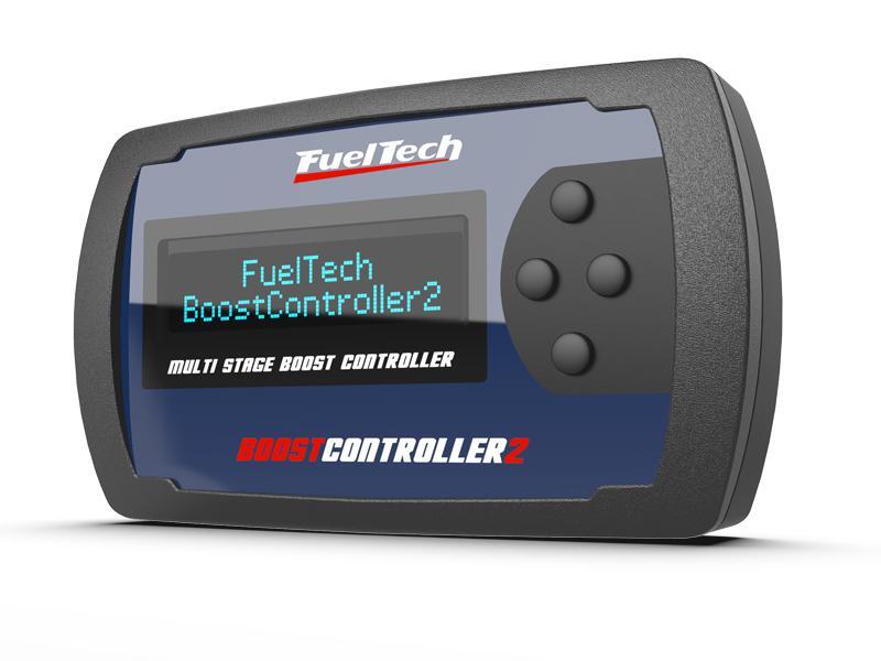BoostController2 Fueltech – Incluye dos Selenoídes