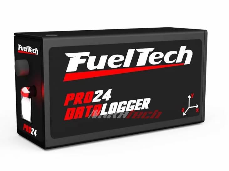 Pro24 Datalogger Fueltech – Registro de Datos