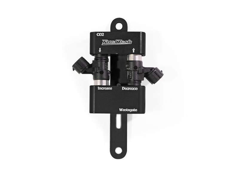 Rampa porta Inyectores Fueltech para Boost Control