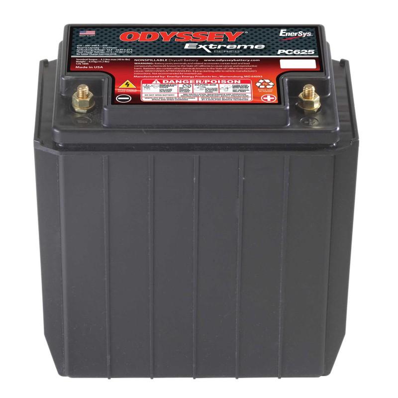 Batería Odyssey PC625 – 6 Kilos de Peso