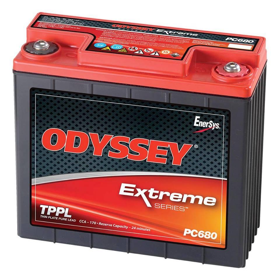 Batería Odyssey PC680 – 7 Kilos de Peso