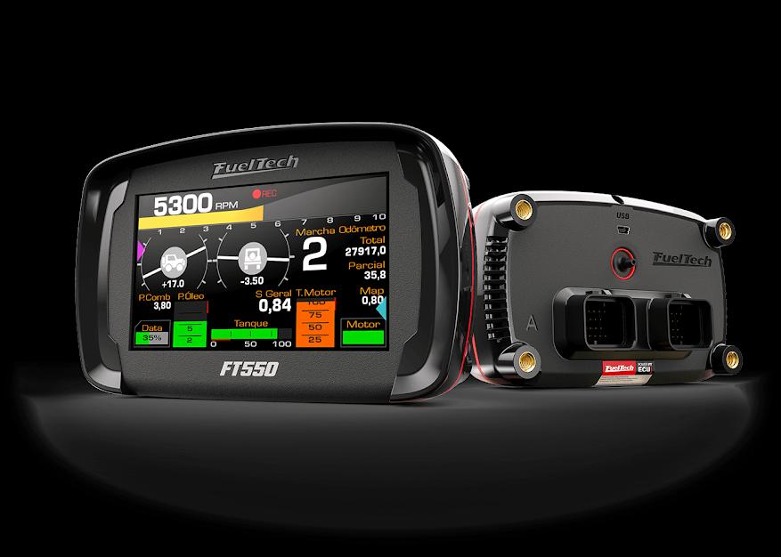 Fueltech FT 550
